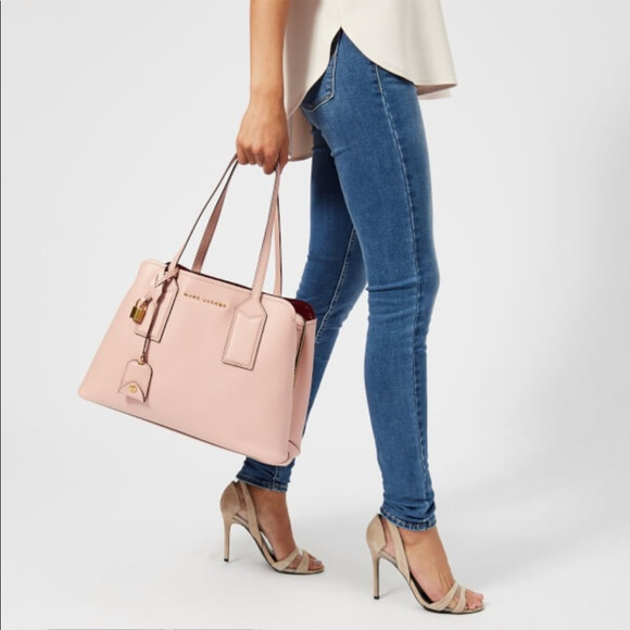 Marc jacobs the editor tote bag-Rose